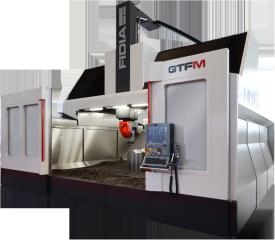 Fidia gtfm Machine