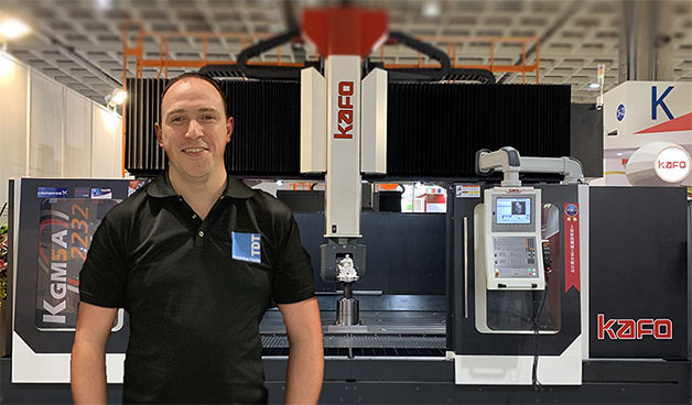TDT Service team expands and invests in Renishaw laser calibration ...