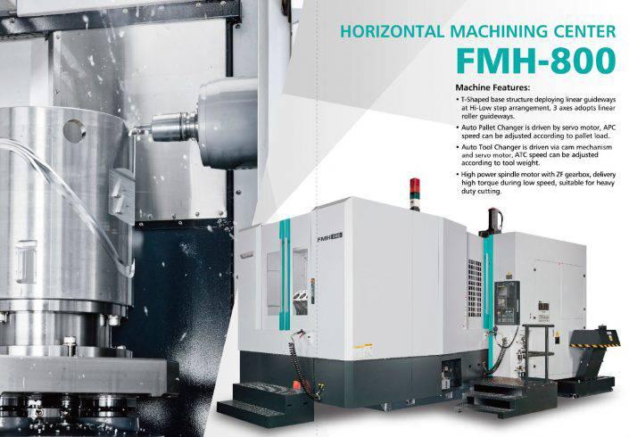 Feeler FMH-800 TDT