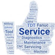 TDT Service, calibration, laser, ball bar, breakdown, repair, CNC