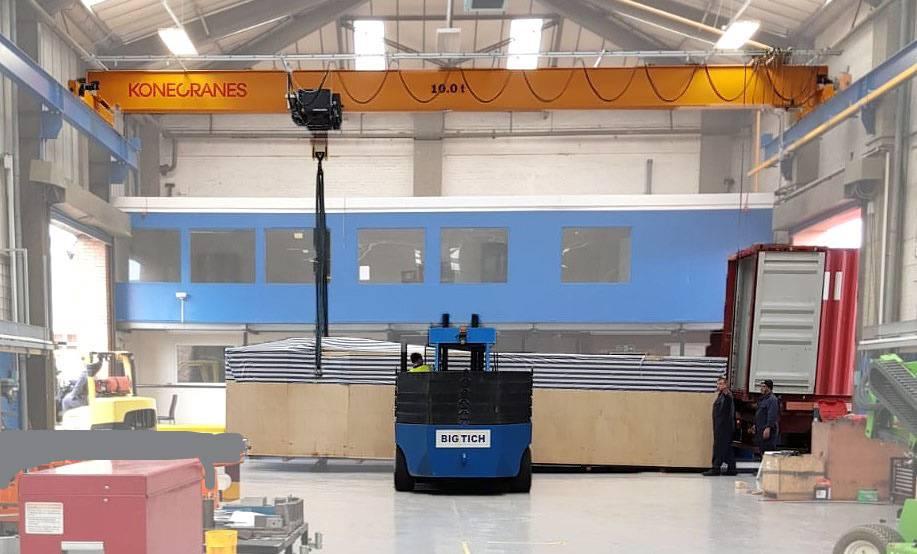 Kafo BMC-4122 TDT CNC