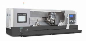 CMZ CNC serie TD CNC lathes TD Series