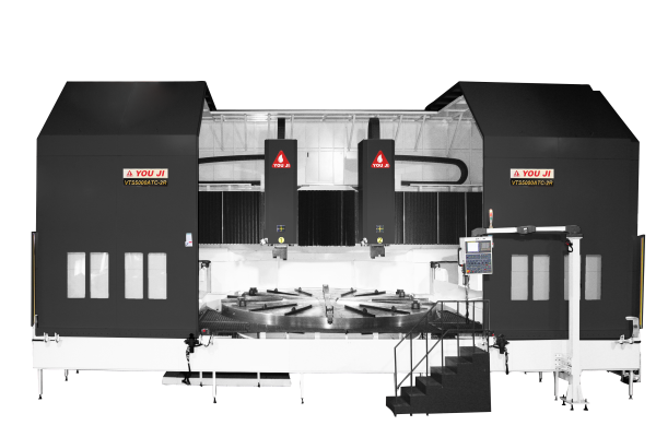 You Ji VTS5000ATC-2R Double Ram