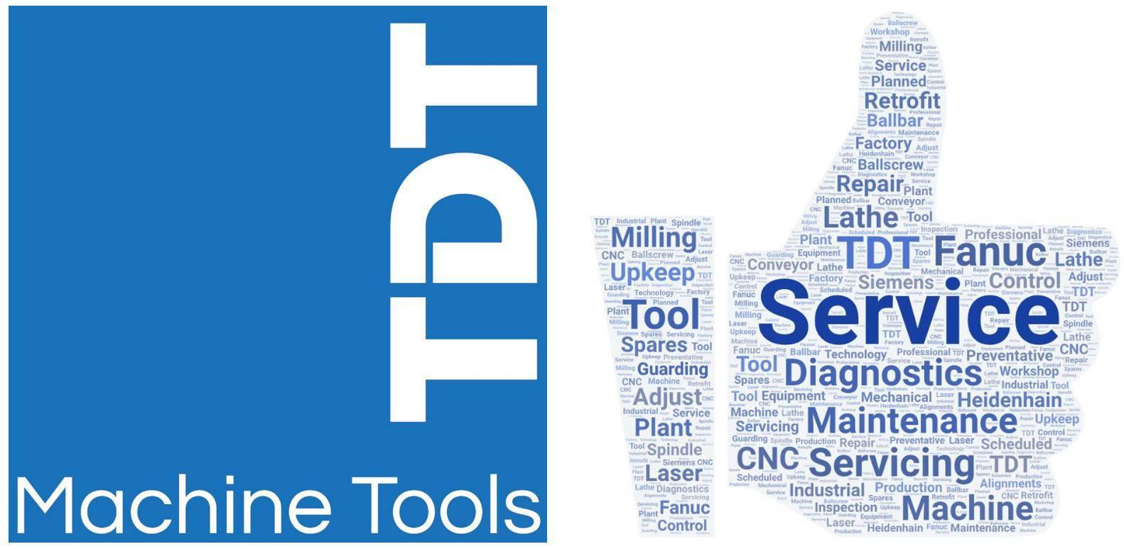 TDT CNC Machine Tool Services