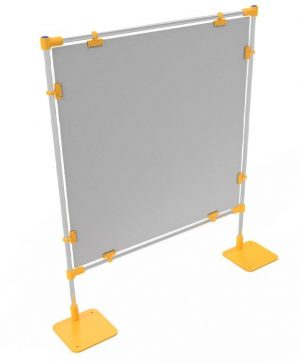 COVID Protection Screen PM2