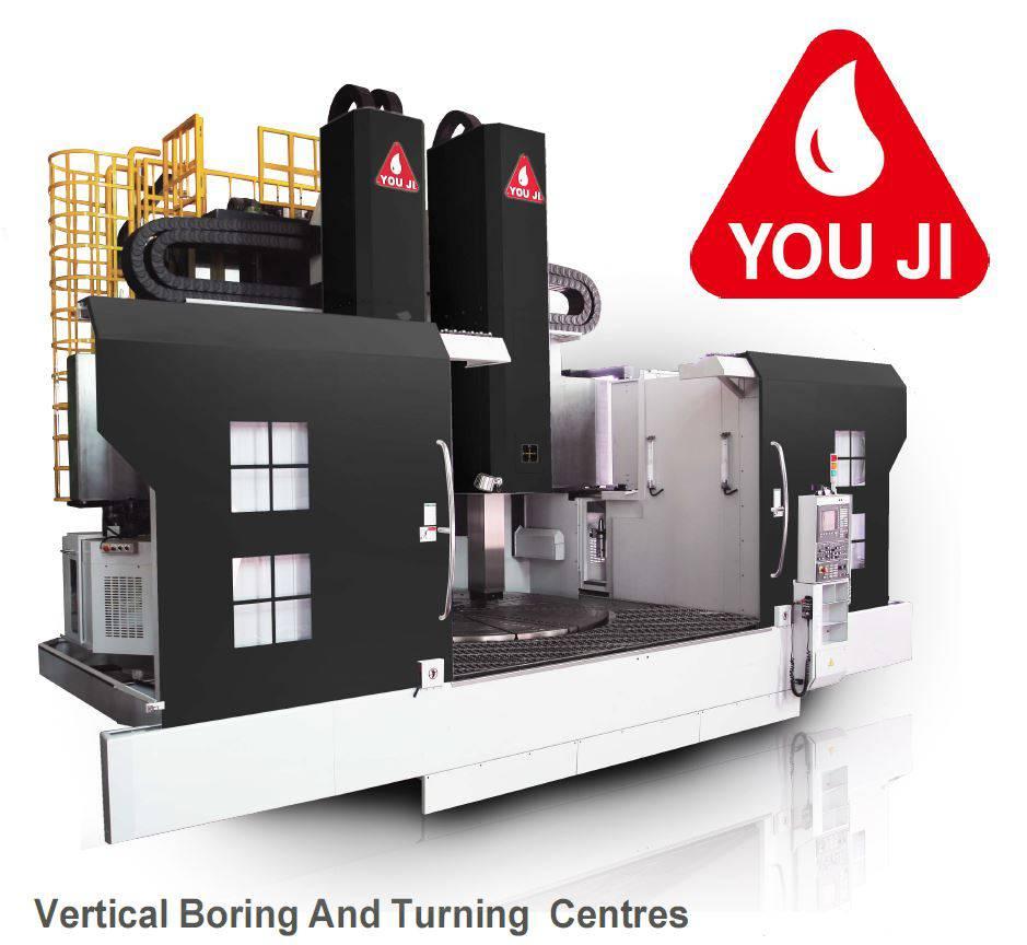 You Ji vertical lathes VTL turning TDT