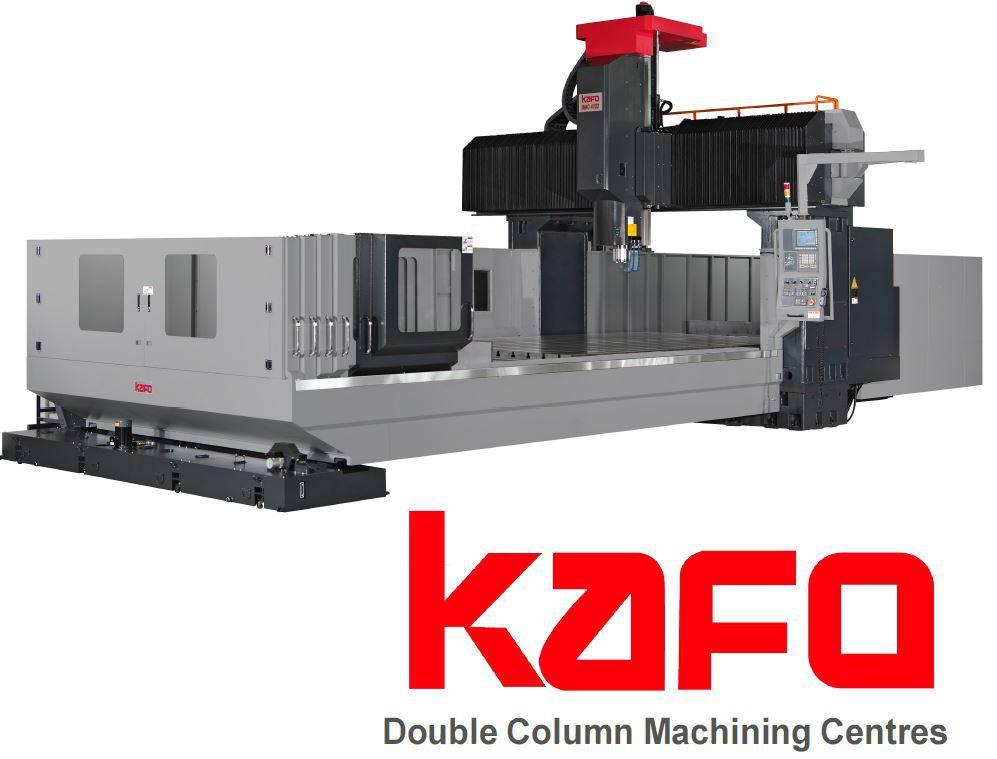 Kafo double column cnc TDT